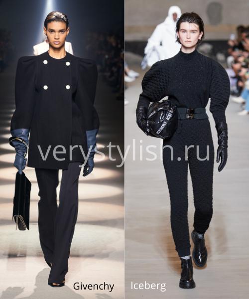 Модный тренд осени 2020 - высокие перчатки. Фото № 2
