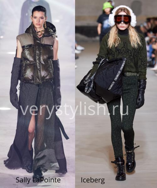 Модный тренд осени 2020 - высокие перчатки. Фото № 6