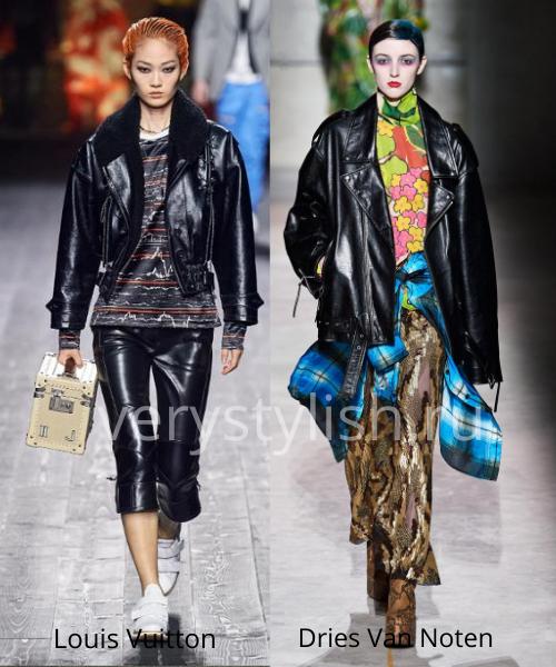 Модные куртки и пуховики осень-зима 2020/21 Фото № 8