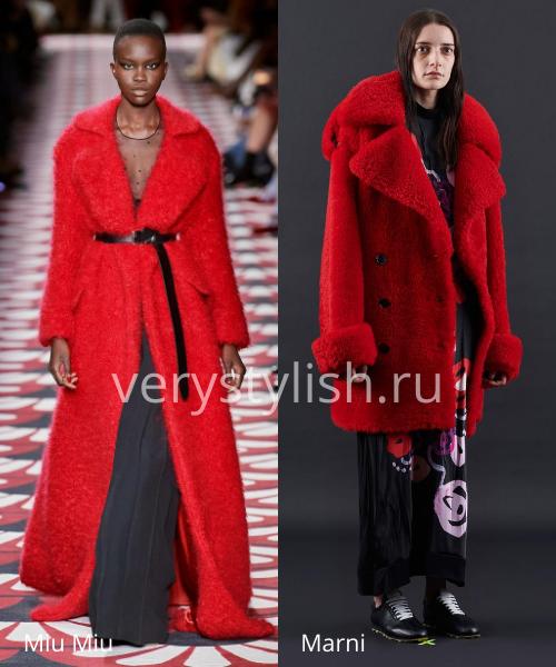 Модные шубы осень-зима 2020/21. Фото № 17