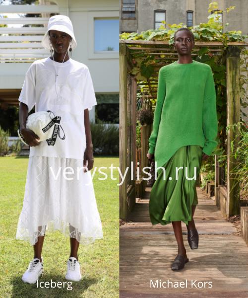 Модные тенденции весна-лето 2021. Фото № 38
