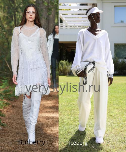 Модные тенденции весна-лето 2021. Фото № 30