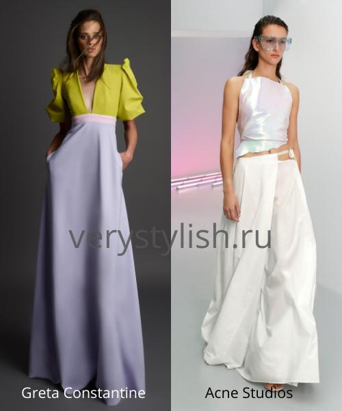 Модные тенденции весна-лето 2021. Фото № 13