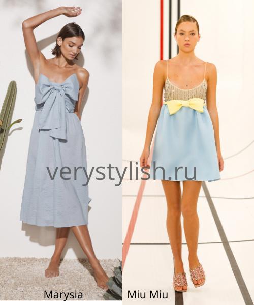 Модные тенденции весна-лето 2021. Фото № 47