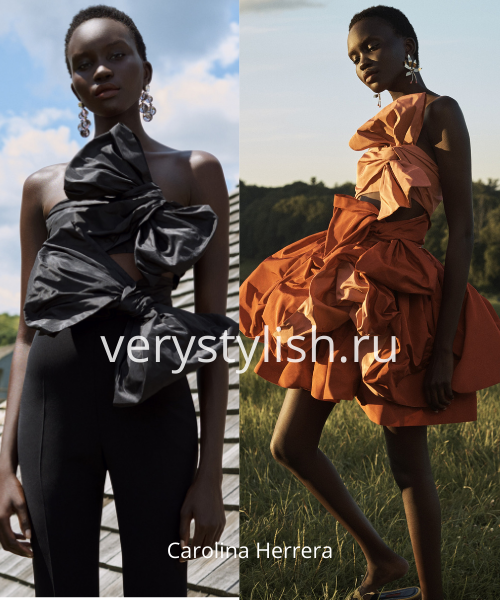 Модные тенденции весна-лето 2021. Фото № 48