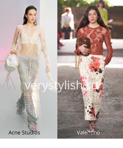 Модные тенденции весна-лето 2021. Фото № 16