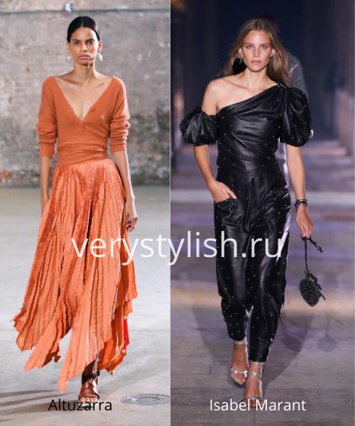 Модные тенденции весна-лето 2021. Фото № 40