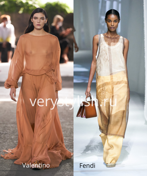 Модные тенденции весна-лето 2021. Фото № 35