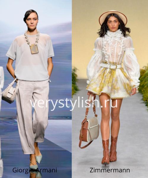 Модные тенденции весна-лето 2021. Фото № 32