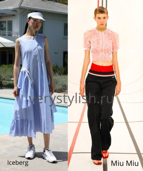 Модные тенденции весна-лето 2021. Фото № 6