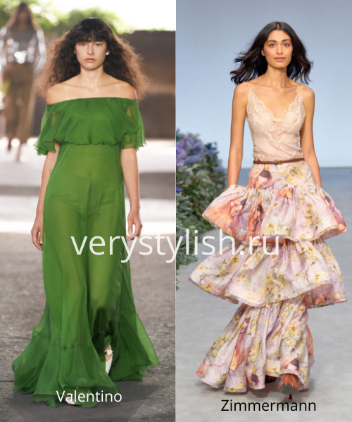 Модные тенденции весна-лето 2021. Фото № 9