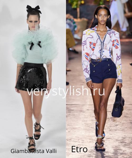 Модные тенденции весна-лето 2021. Фото № 21