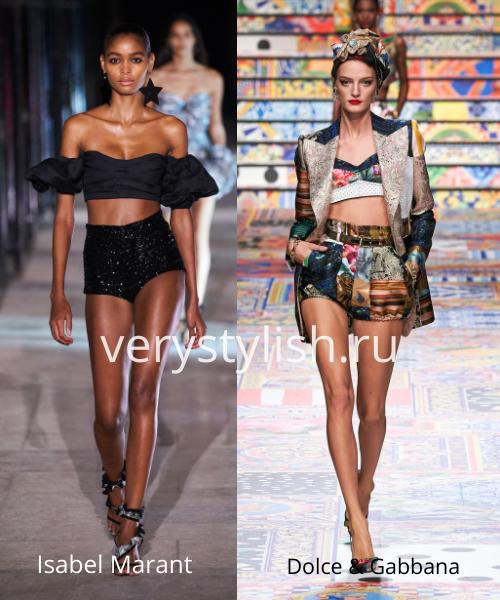 Модные тенденции весна-лето 2021. Фото № 22