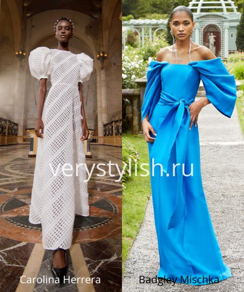 Модные тенденции весна-лето 2021. Фото № 2