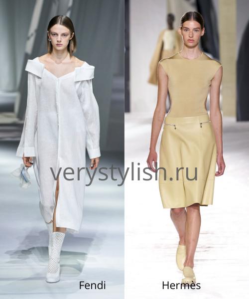 Модные тенденции весна-лето 2021. Фото № 42