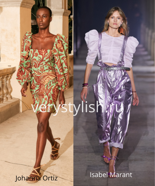 Модные тенденции весна-лето 2021. Фото № 4